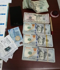GPML's Capacity Building in the Caribbean resulted in Cash Seizure